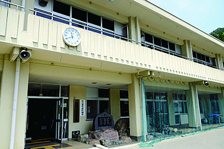 秩父事件の資料が展示されている『吉田石間交流学習館』。