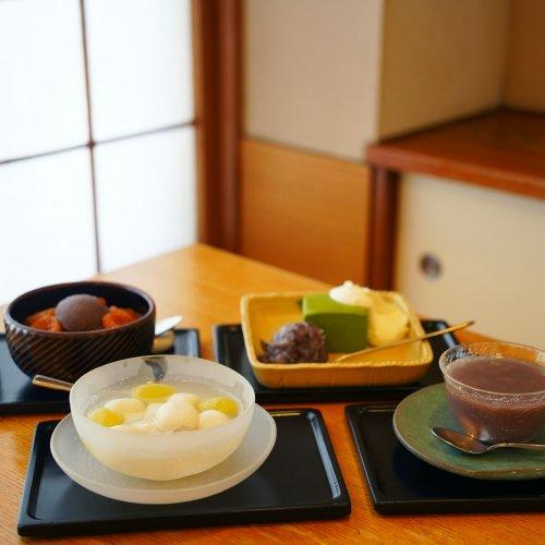 昔も今も、甘党の聖地。神楽坂『紀の善』で、素材や製法にこだわり抜いた絶品甘味を食べ尽くす。