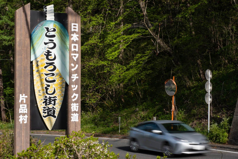 長野県と栃木県を結ぶ日本ロマンチック街道の一部でもある。
