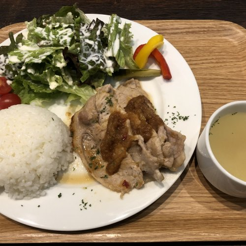 ご飯がすすむポーク・ジンジャーが絶品! 歴史や文化が集まるカフェ。清澄白河の『Cafe GINGER.TOKYO』