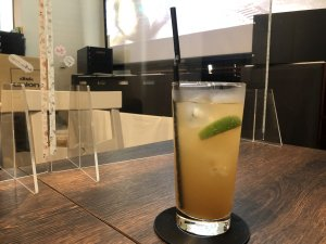 Cafe GINGER.TOKYO_ジンジャーエール