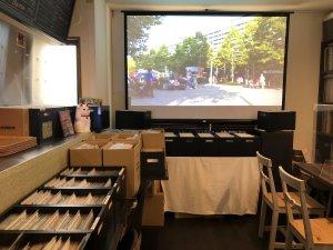 Cafe GINGER.TOKYO_店内