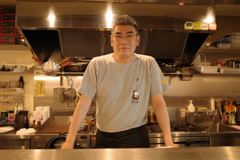 高山さんは「本当はね、カフェめし屋のオヤジをやるつもりはなかったのですよ」と続ける。