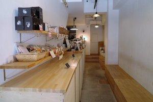 The NorthWave Coffee_内観
