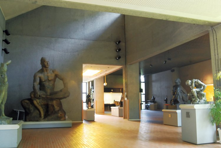 井の頭自然文化園 彫刻園(いのかしらしぜんぶんかえん ちょうこくえん)