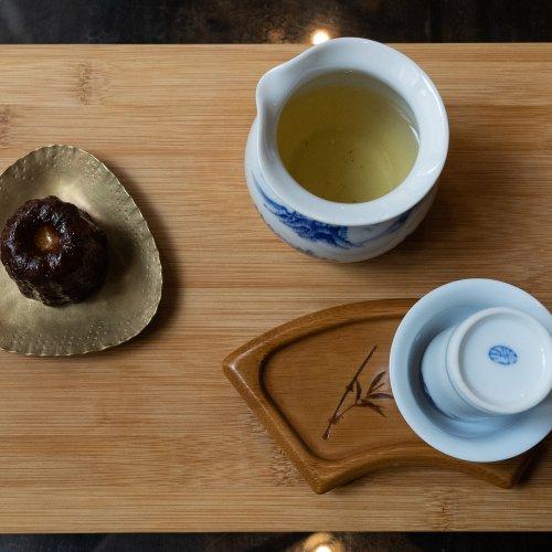 銀座にある異空間『千年茶館』で良質のお茶を台湾風に味わう。