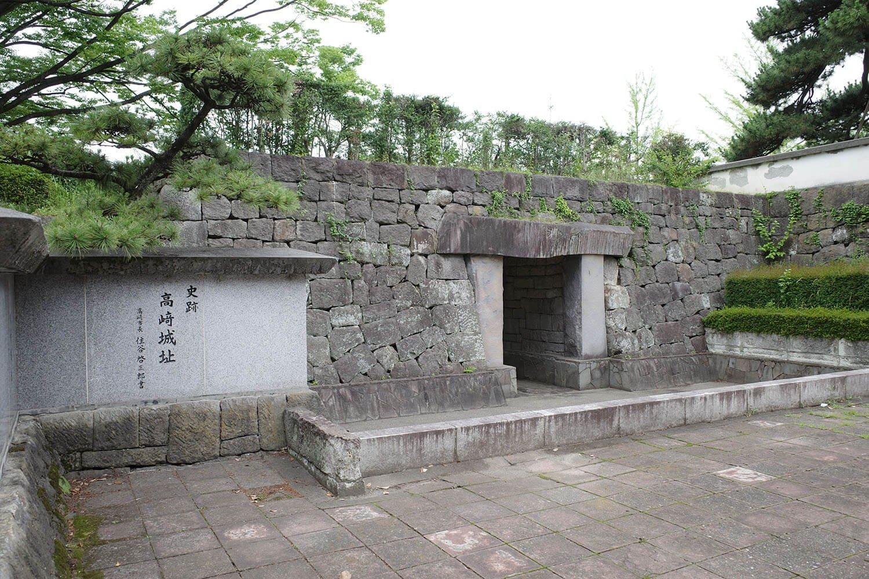 高崎城址(たかさきじょうし)