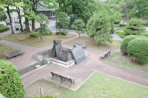 高崎城址公園