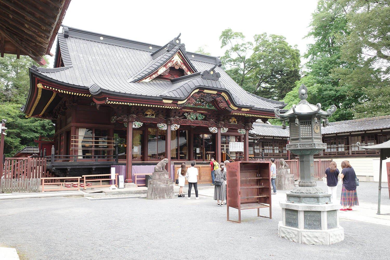 聖天山歓喜院長楽寺