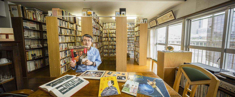「ボーイズ(楽器を使った演芸の一種)や河内音頭は、数十年間追いかけています」と渡辺さん。