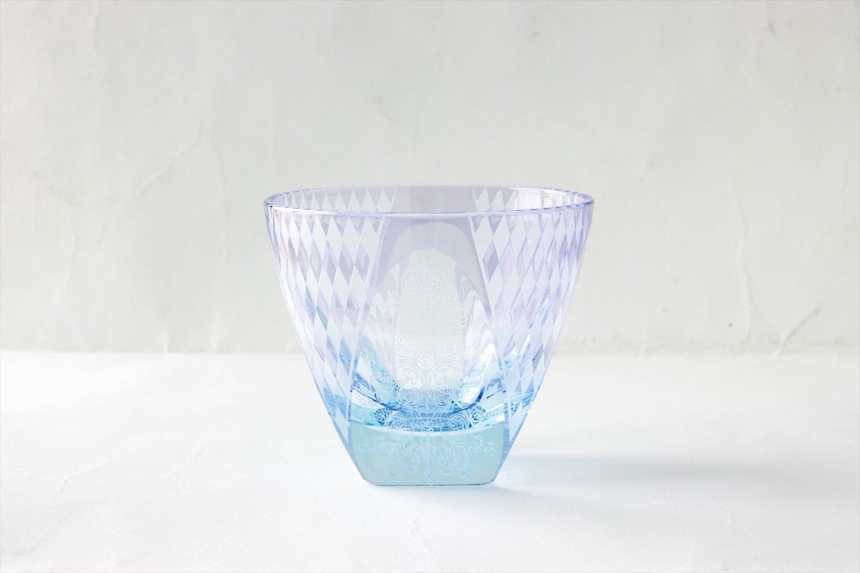 砂切子椎名切子 (GLASS-LAB)