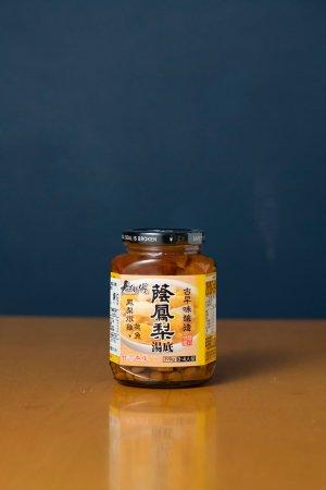 台湾菜蔭鳳梨