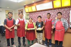 カフェと印度家庭料理レカ3