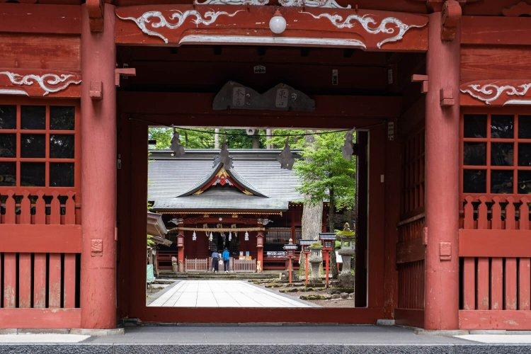 冨士浅間神社(ふじせんげんじんじゃ)