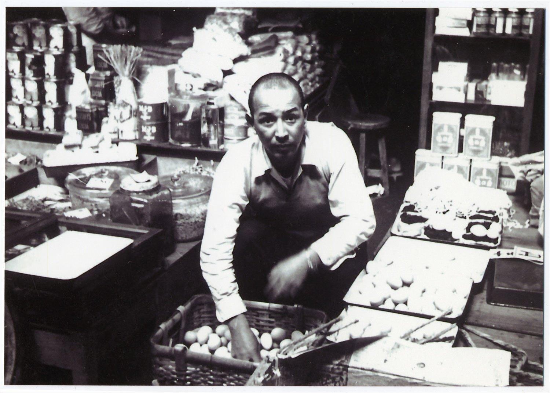 明太子の生みの親である『ふくや』創業者の川原俊夫(1913-1980)。(写真提供=ふくや)
