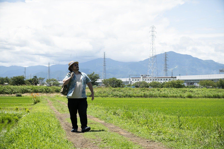 山まじりの茅ケ崎(北)