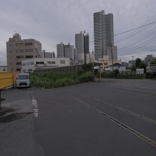 【前編】日本初の溶接鉄道橋が残存する横浜港米軍専用線跡