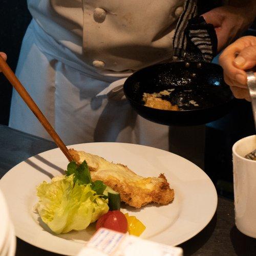 フランス好きのシェフが作る、西荻窪『ビストロ さて』のランチは上品なデミグラスソースが決め手