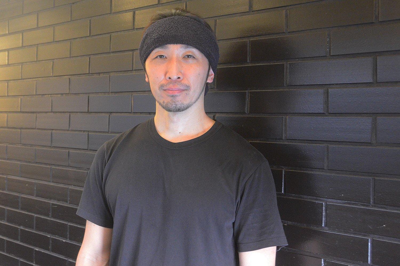 さわやかな雰囲気が印象的な店主の西川大輔さん。生まれも育ちも大井町という地元っ子でもある。