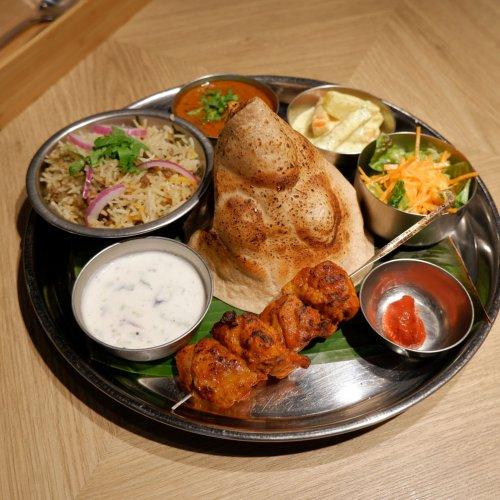 南インドのカレーを食べるなら『ERICK SOUTH 高円寺カレー&ビリヤニセンター』!