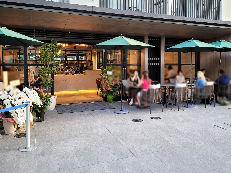 & OIMO TOKYO CAFE 中目黒店5