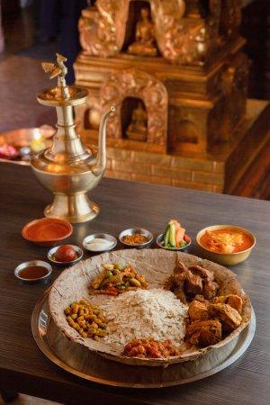 ネパール民族料理 アーガン1