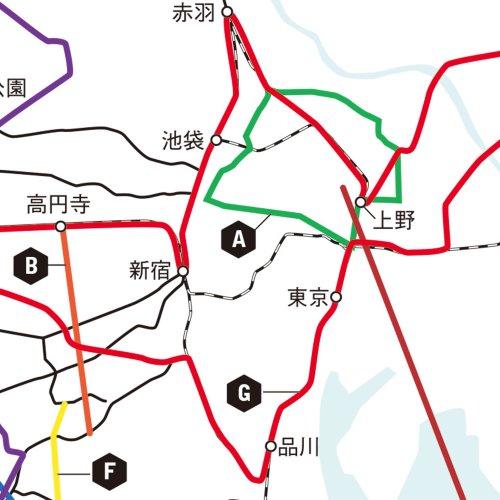 荒川線の環状線化に新線計画「横宮線」、はしご酒環状線まで!? 東京ニュー路線妄想大会