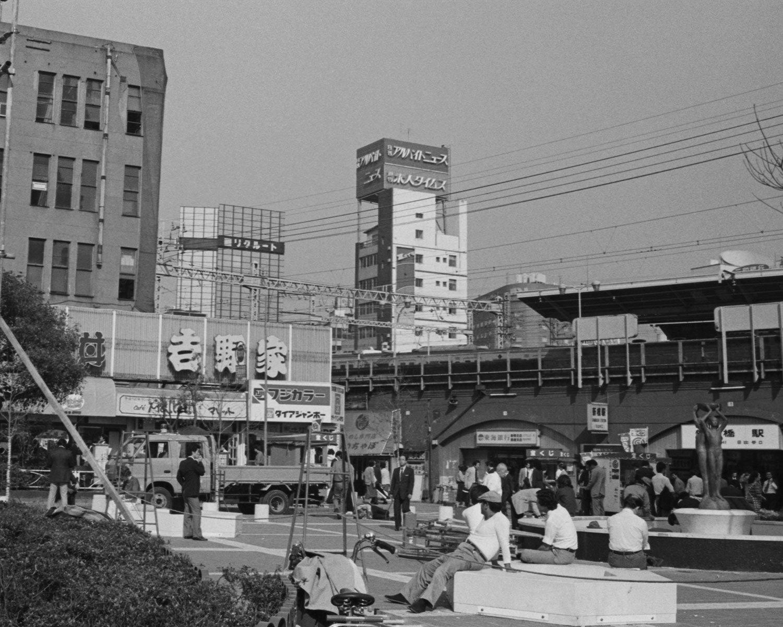 11_新橋駅1984