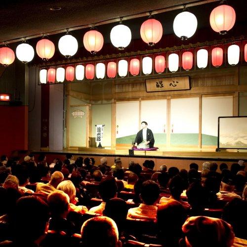 思い立ったらちょいと一席。面白い落語が聞ける東京の寄席8選。