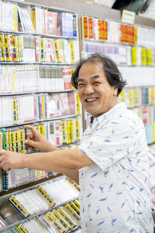 「CDも聴いてね」と菅野さん。