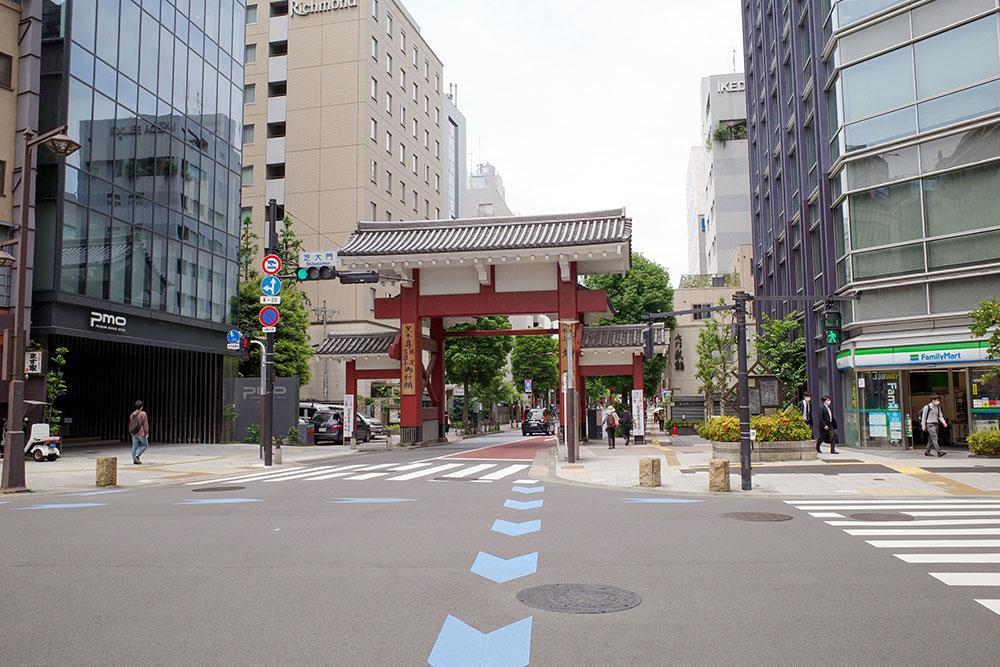 東京・台北フンイキ比較