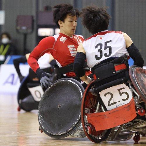車椅子ラグビー&パラ水泳/足りない部分を補うアイデアがパラリンピックの見どころ 【東京オリンピックを歩く】