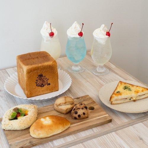 人形町『PEARL BAKERY』は母のような温かさをイメージしたべーカリーカフェ。