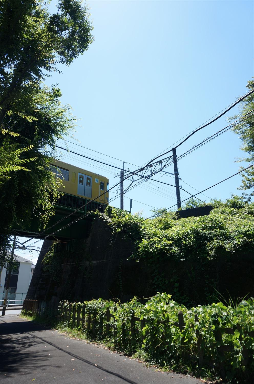 村山貯水池駅が開業した場所。