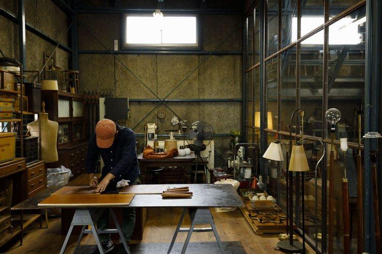 MICHIO OKAMOTO WAREHOUSE(ミチオオカモトウェアハウス)