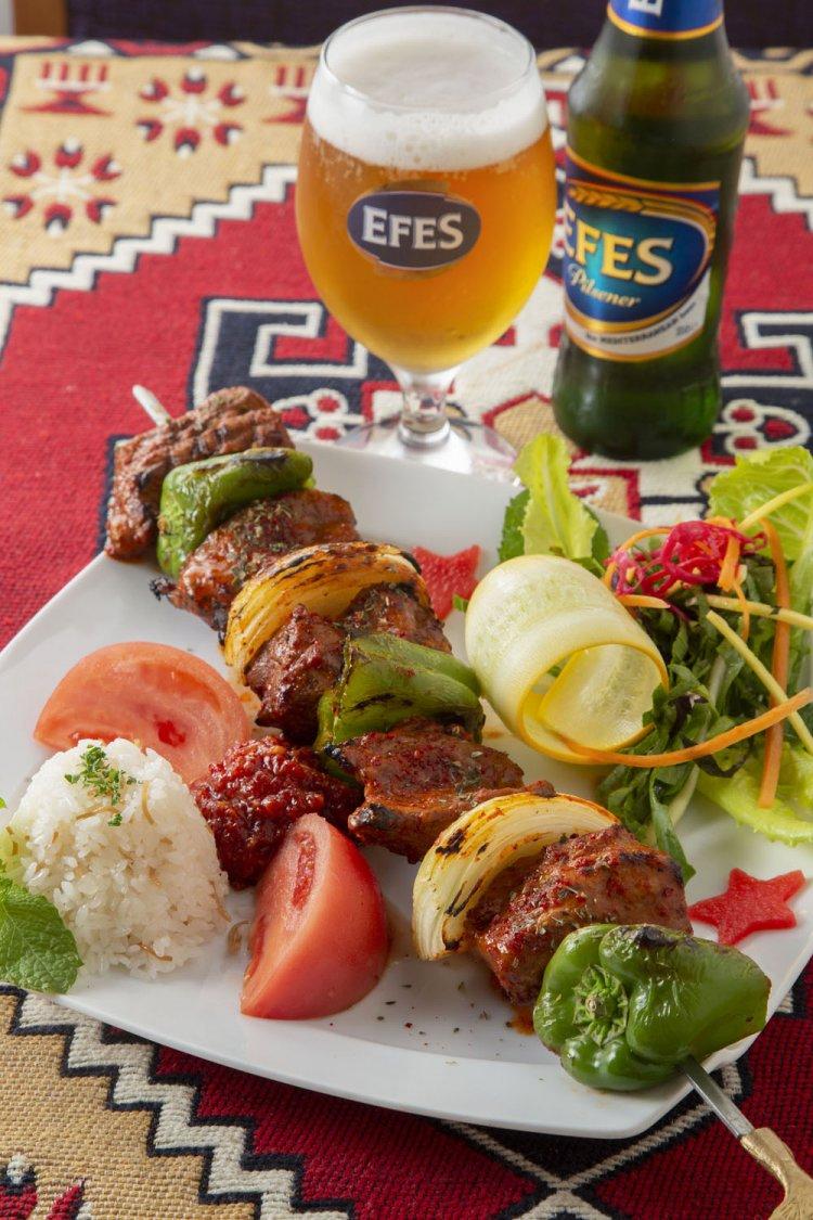 Yıldız Turkish Restaurant & Bar(ユルディズ トルコ レストラン アンド バー)