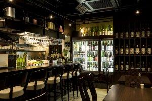 日本酒Dining 根岸 川木屋2