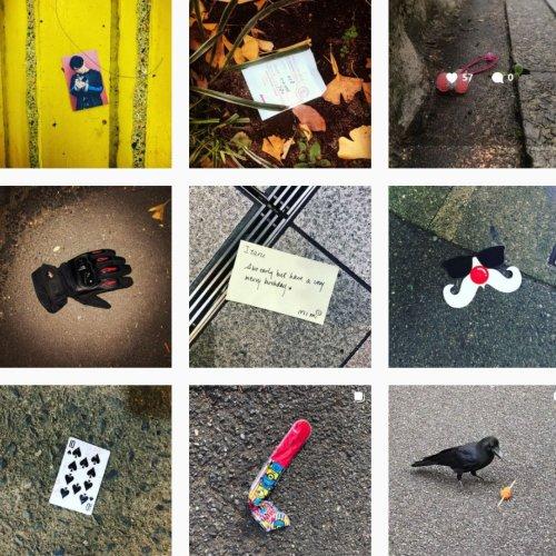 道に落ちているものから人間ドラマを想像!「落ちもん」写真収集家・藤田泰実さんの、クスッと笑える散歩術