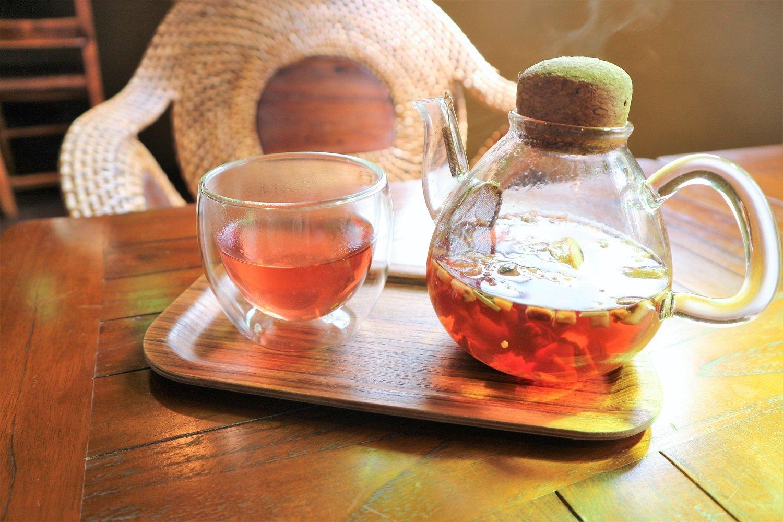 TEA HOUSE はっぱ
