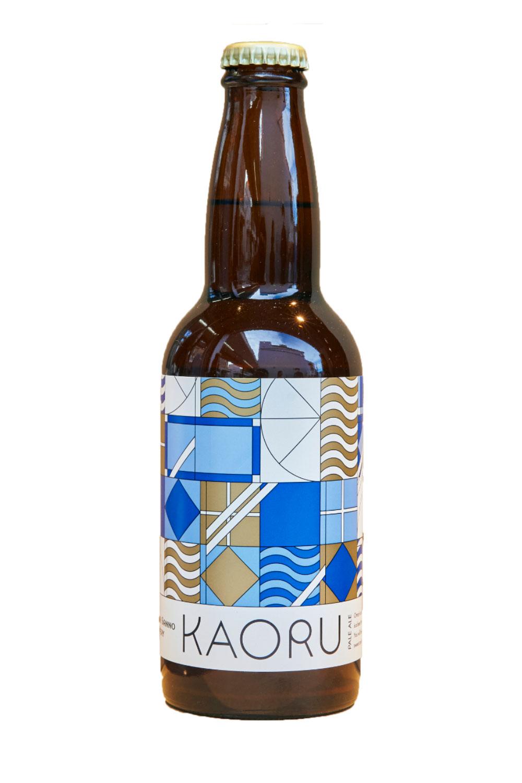 塩と米を用い、かつて海苔の養殖が盛んだった大森の海の香りを表現。純米酒のような後味があり、和食にも合う。ビール名は別荘地を山王小学校に提供した井上馨から。750円