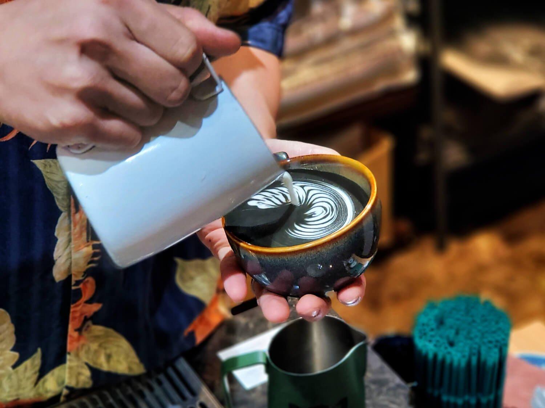 LIWEI COFFEE STAND9