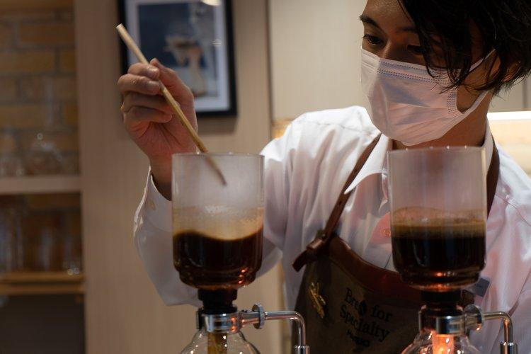 HARIO CAFE室町店(はりおかふぇむろまちてん)