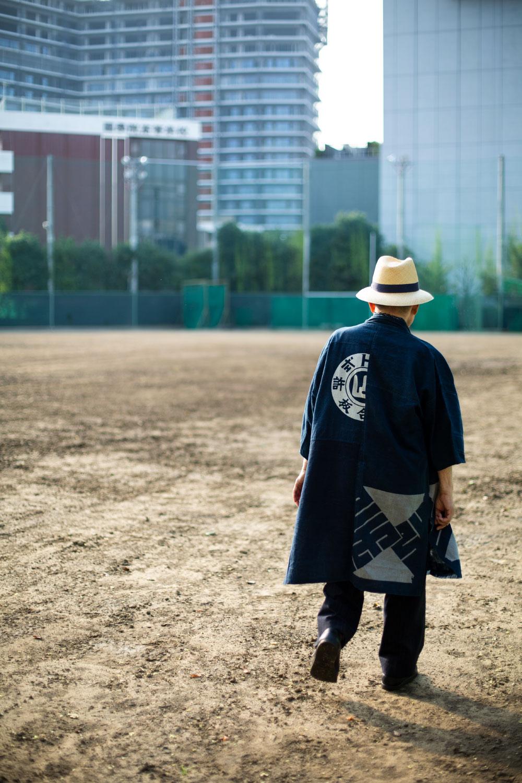 在籍当時の野球部には専用のグラウンドがなかったという。「自分の学校じゃないみたいだ」。