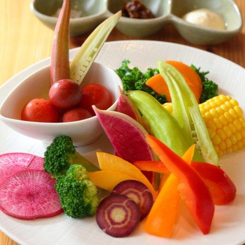 とにかく野菜がおいしい店6選!素材がキラリ×料理法にも秘訣アリ