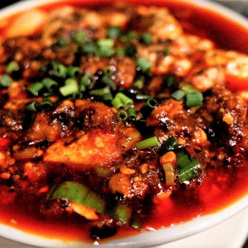 ここは中国!? 池袋『知音食堂』の本場四川省の旨辛な麻婆豆腐に汗が止まらない!