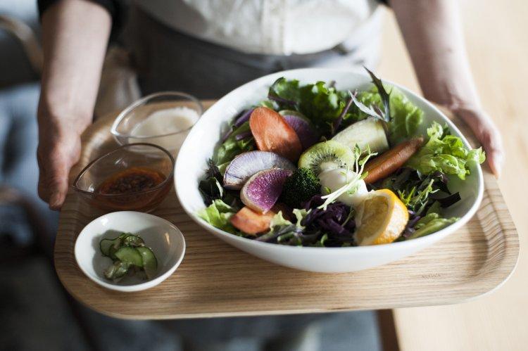 ムサシノ野菜食堂 miluna-na(むさしのやさいしょくどう ミルナーナ)